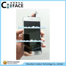 For iPhone6 LCD Screen Digitizer Touch With Assembly Mirror LCD