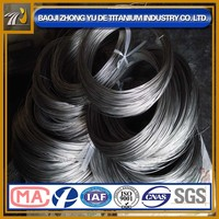 0.3mm titanium fishing wire with high strength