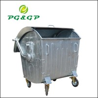 1100L garbage bin factory sell