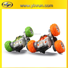 CE certification ABS plascic radio control electric car spinning toy vehicle