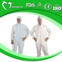 CE certificated disposable nonwoven Protective Set/Split Coverall for surgical and medical use