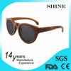 100% handcrafted classical and fashional 2015 new model pure bamboo wood sunglasses