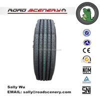9.5r17.5 all steel radial truck tyre for commercial vans and light trucks