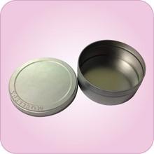 Size: dia.110x50mm round tin/food container/plain tin box