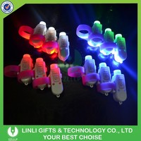 Battery Replaceable Cheap Glowing LED Finger Light Supply,Flashing Light Party Supplies,Party Decoration Led Ring Light
