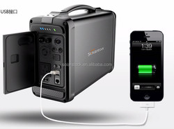 Have the most portable look for load power 400w the solar power generator system