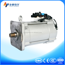 Vehicle Parts Electric Vehicle 5kW 48V low rpm ac gear motor