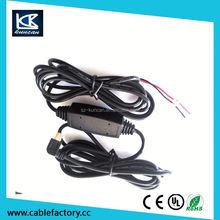 DC to DC Converter 12V 24V Step down to 5V 2A mini USB Power Supply