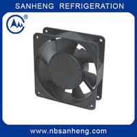 110V Ventilation Noiseless Rotating Ac 12038 Axial Fan