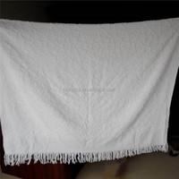 100% Cotton Wholesale Velcro Ihram Haji Towel To Saudi Arabia