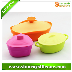 Factory Direct Sales All Kinds Of foldable pet bowl