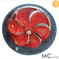 400mm High Quality Industrial Ventilation Fan,High-speed Industrial Axial Flow Fan Manufacturer
