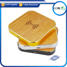 Qi Universal high quality wooden wireless charger for samsung for LG for iPhone for Nokia for HTC for Google