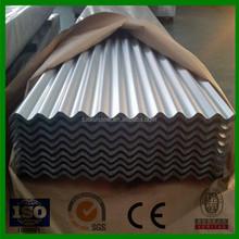Galvanizado chapa de ferro para coberturas