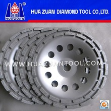150mm Double Row Stone Grinding Wheel For Cutting Hard Stones