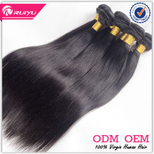 wholesale china factory bulk stock cheap peruvian hair extention