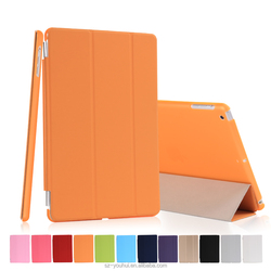 12 Colors Ultra Slim Leather Case Smart Magnetic Flip Cover for iPad mini 1/2/3