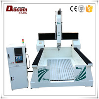 China WA1525*4 high quality foam cutting machine eva sheet foaming foam cnc router machine
