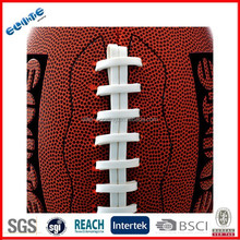 Machine Stitched american football ball for sale