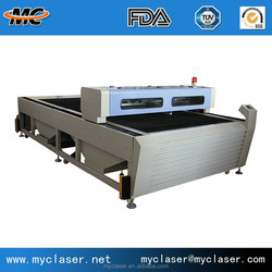 Top precision quick speed laser cutting stainless steelmachine/China manufacture MC1325 metal laser machine with quality assured