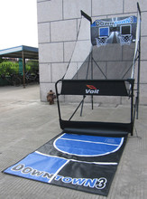 High Quality Basketball Stands For Game w/ Backboard and Net
