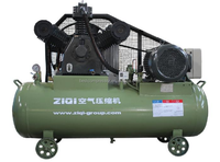 piston type air compressor for sale 7.5kw 10hp