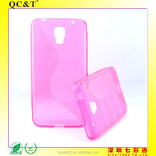 alibaba china new product of S line 2 TPU mobile phone case for G527