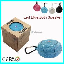 Latest Teapot Design SD Card Portable Wireless Bluetooth Keychain Speaker