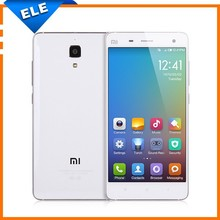 "5"" Xiaomi Mi4 Mobile Phone Qualcomm Snapdragon 801 Quad Core 3GB RAM 16GB/64GB ROM 8+13MP GPS BT WIFI FM Xiaomi Mi 4"