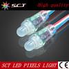 factory price single color 5v digital ws2801 pixel module advertising(SCT-DD-1)