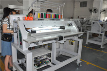 máquina automatizada del bordado