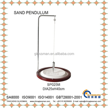 interesting art designs educational toys pit and sand pendulum SP025M