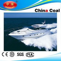 Luxury sailing yachts from China
