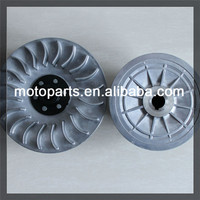 chain drive differential clutch for 600cc atv