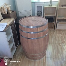 HONGDAO wooden barrels for sale,wood wine barrel