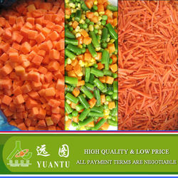 Frozen Carrot Diced For Sale From 2015 New Processed