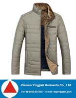Canada Winter Style Men Goose Feather Winter Jacket