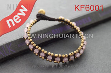 fashion new bell bracelets low MOQ for retailer alibaba wholesale