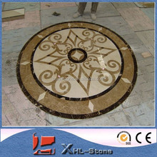 Indoor Floor Water Jet Marble Designs