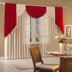 for 5 star hotel curtain 2015 new design roman curtain