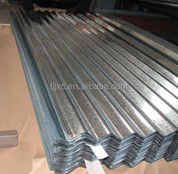 Zinc galvanized corrugated steel roof tile sheet
