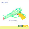 New hot summer toy colorful funny plastic water gun toy