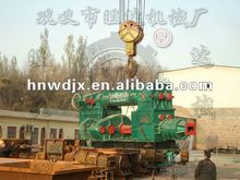 2012 New clay bricks pressing machinery kiln for building bricks