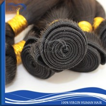 Virgin Brazilian Ombre Hair Weft Straight Extension Colored 1b/4/30 Three Tone Hair Weave