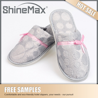 Fashional Fancy Velvet Indoor Slippers Cheap Personalized Slippers for Girls