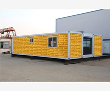 Economical Pack Prefab for cheap natural prefab shipping container house for