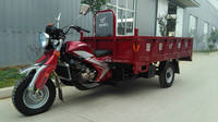 heavy duty super length cargo tricycle