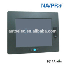 p080s 8 industriales pulgadas de pantalla táctil mini computadora integrados de alta flexibilidad de equipo industrial