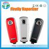 2015 new arrival !Firefly Dry Herbal Wax Vaporizer Kit with Tobacco Grinder Heat Instant Huge Vapor E-cigarette Starter Kits