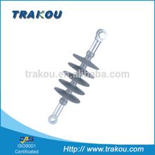 15KV high voltage gray suspension electric insulator/electrical ceramic insulators/porcelain insulators